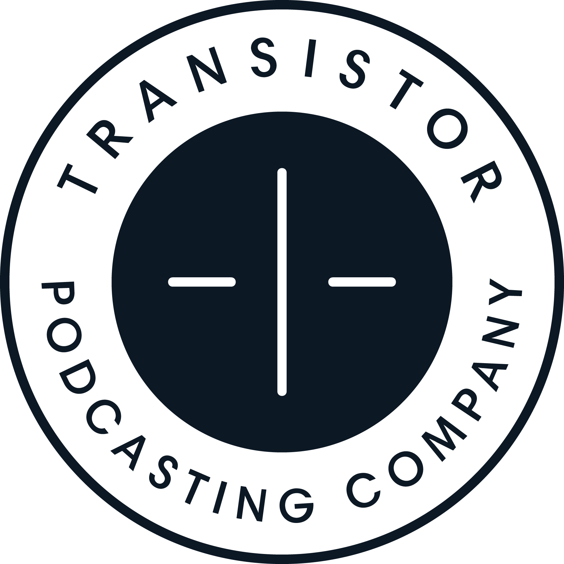 Transistor podcast logo png transparent
